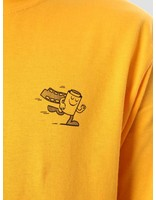 The Quiet Life The Quiet Life One Hour Photo Longsleeve Gold 18SPD2-2142