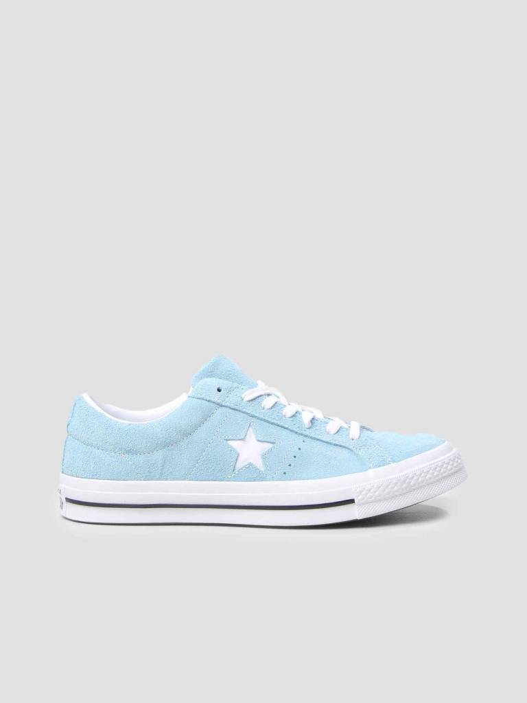 3de23eac7a39 switzerland one star suede ox converse 153963c polar blue white white  flight club 3d2ac 28728  coupon code for converse converse one star ox  shoreline blue ...