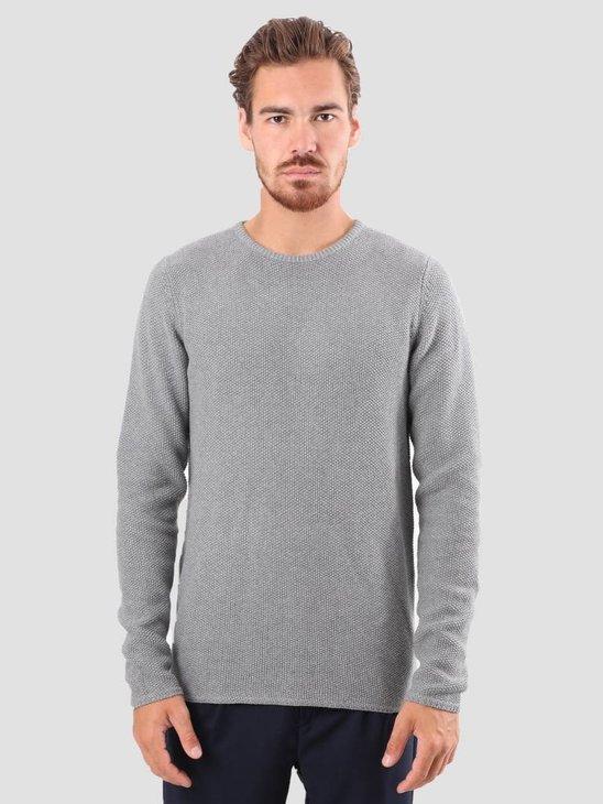 RVLT Orla Knit Grey 6007