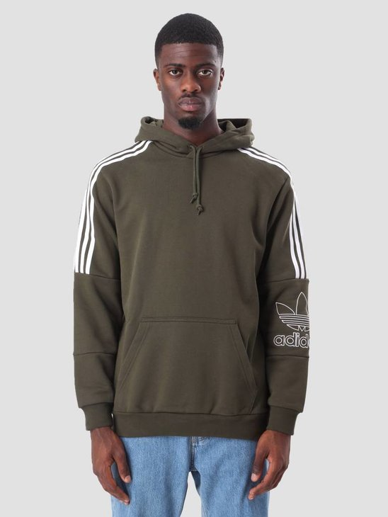 adidas Outline Hoody Ngtcar DH5780