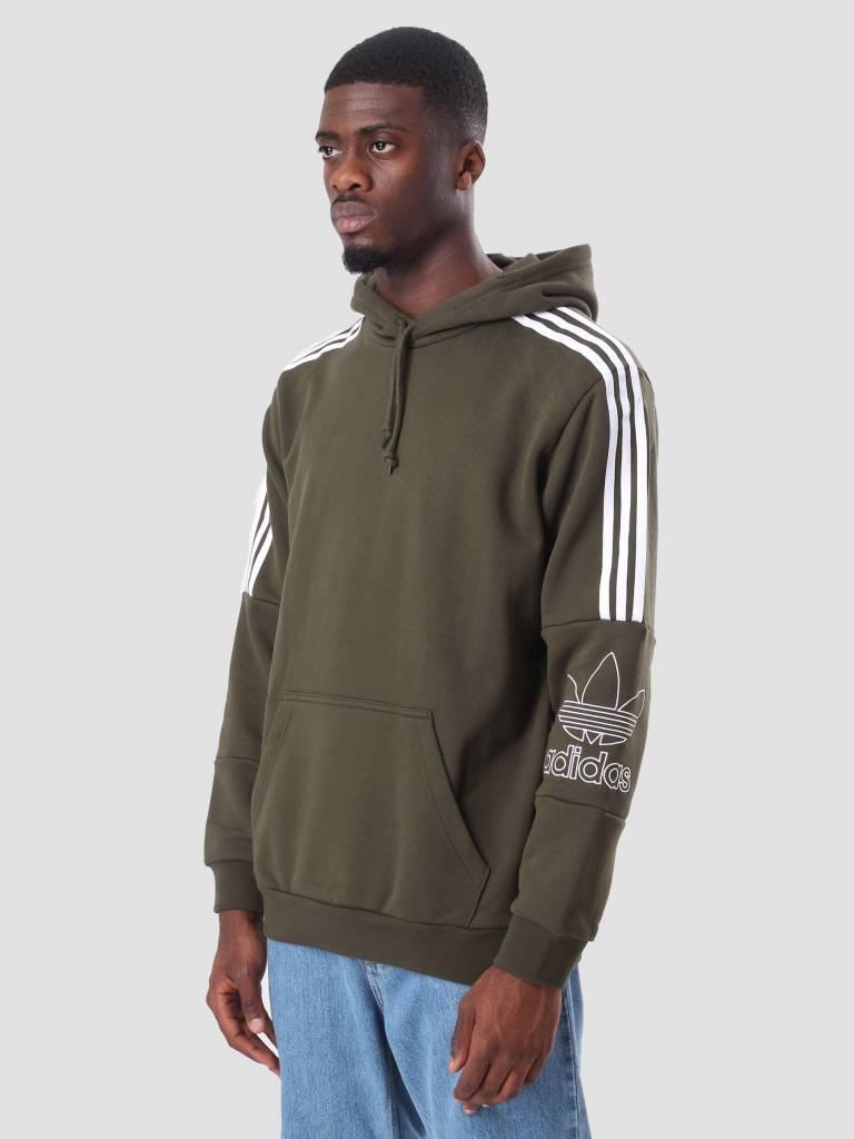 adidas adidas Outline Hoody Ngtcar DH5780