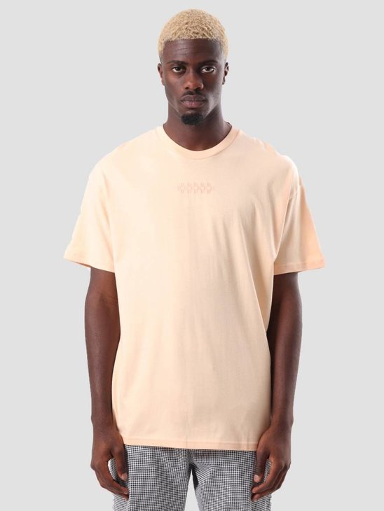 Vans Overtime Out T-Shirt Bleached Apricot VN0A3PDYYDU1