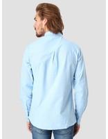 RVLT RVLT Oxford Shirt Light Blue 3004