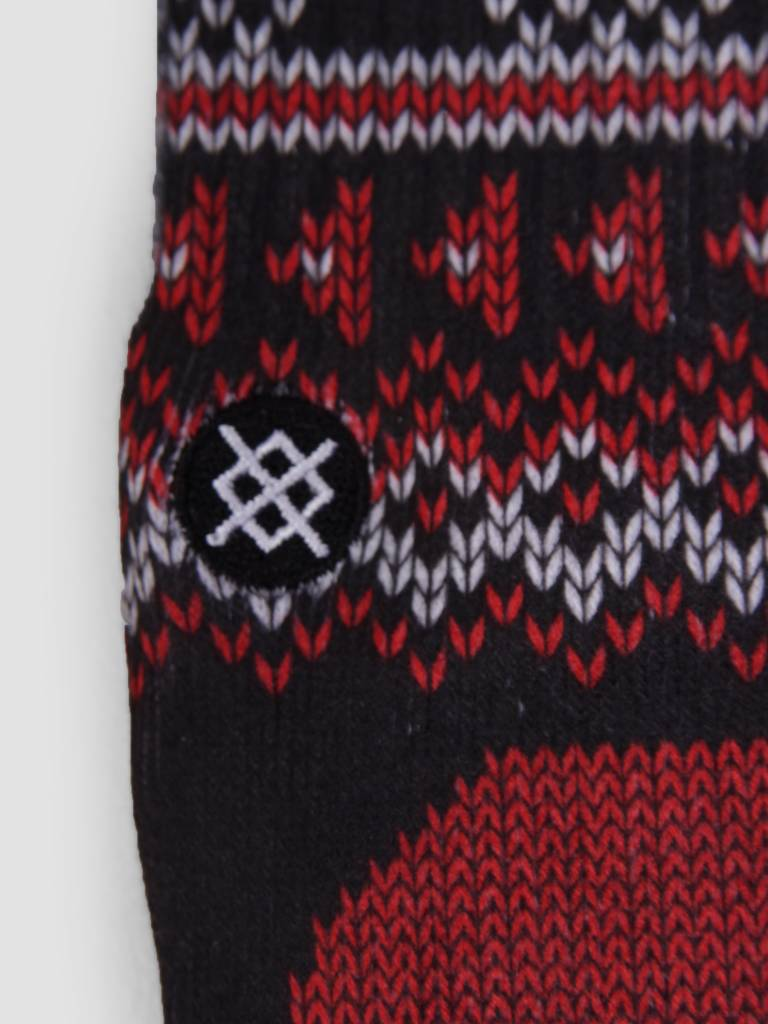 Stance Stance Pair Of Hearts Socks Black M556A17Pai