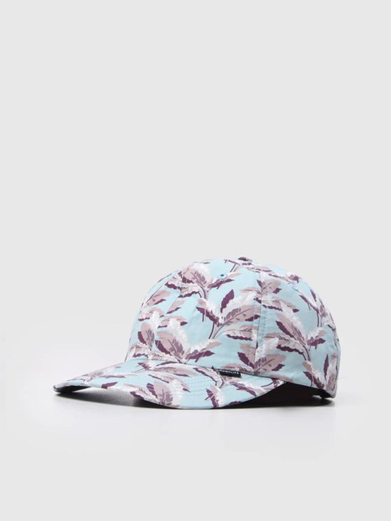 The Quiet Life Palm Polo Hat Blue 18SPD2-2188