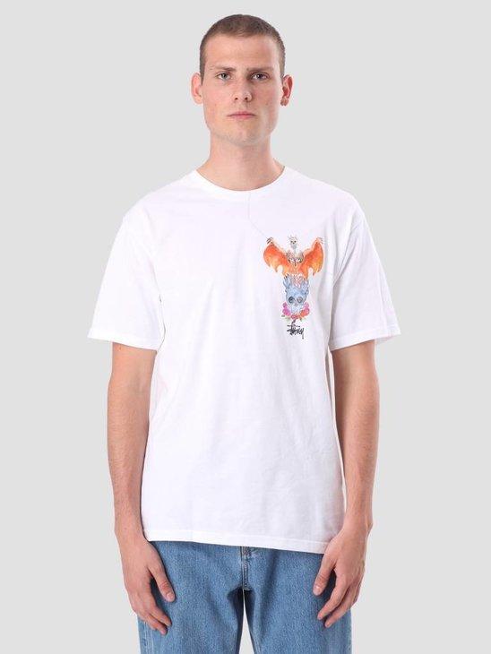 Stussy Pheonix T-Shirt White 1904231