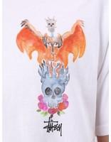 Stussy Stussy Pheonix T-Shirt White 1904231