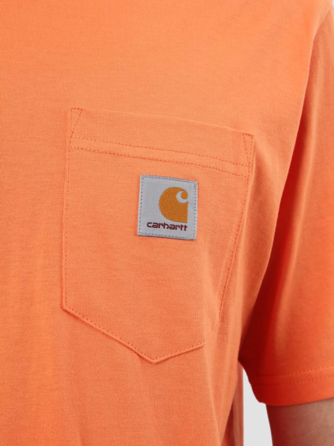Carhartt WIP Carhartt WIP Pocket T-Shirt Jaffa I022091-96300