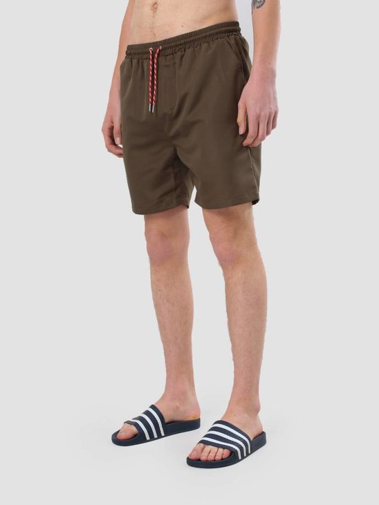 RVLT Poly Shorts Army 5917