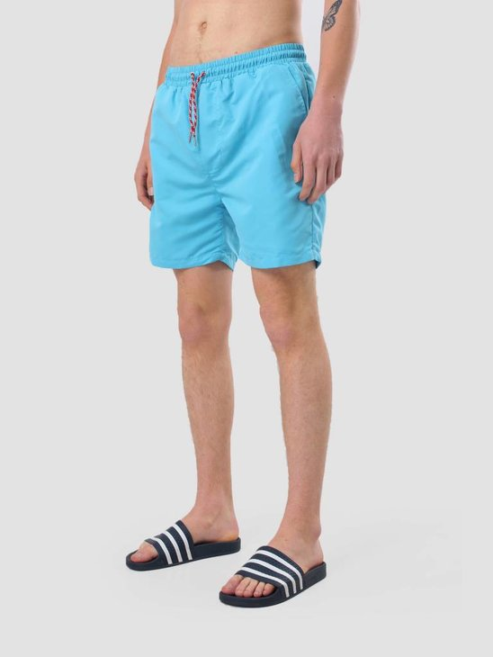 RVLT Poly Shorts Blue 5917