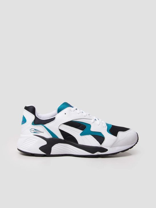 Puma Prevail OG Black White Ocean Depths Dazzling Blue 36410603