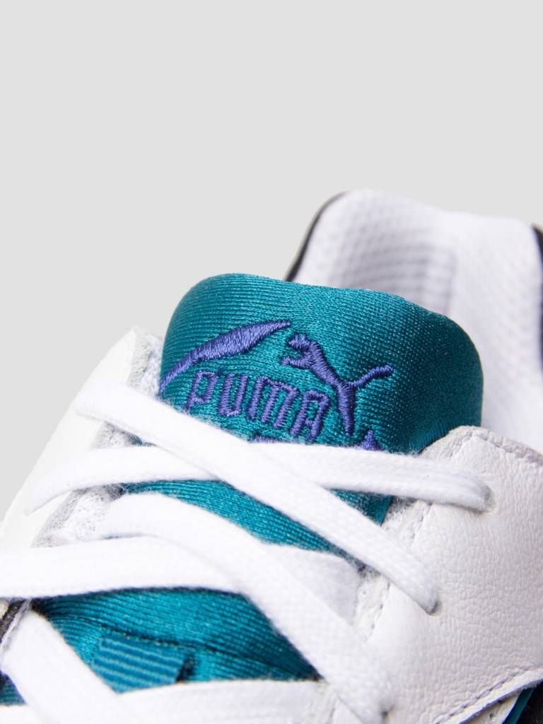 Puma Puma Prevail OG Black White Ocean Depths Dazzling Blue 36410603