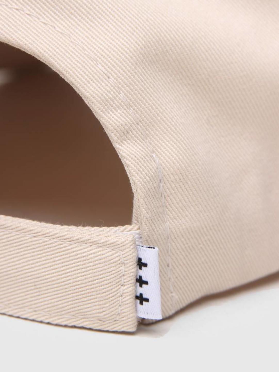 Quality Blanks Quality Blanks QB11 Soft Velcro Cap Beige