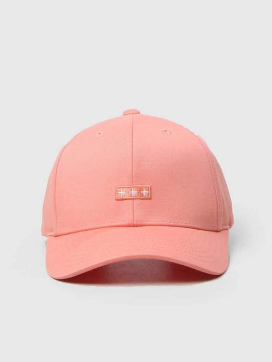 Quality Blanks QB11 Soft Velcro Cap Light Pink