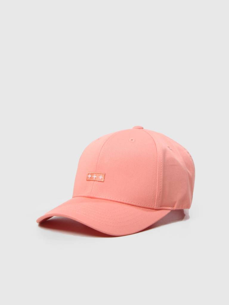Quality Blanks Quality Blanks QB11 Soft Velcro Cap Light Pink