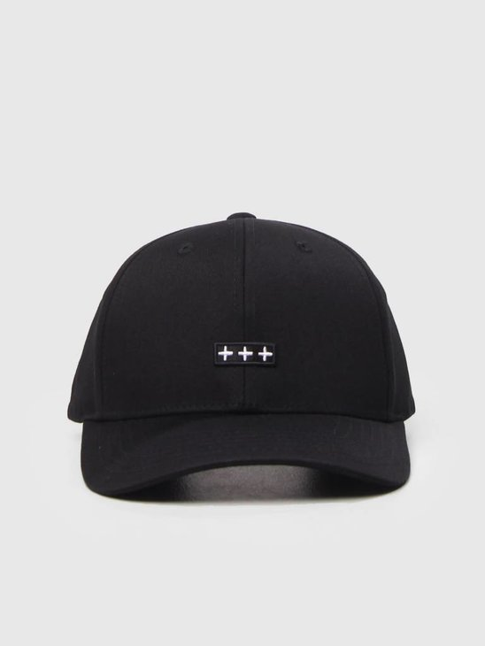 Quality Blanks QB11 Soft Velcro Cap Black