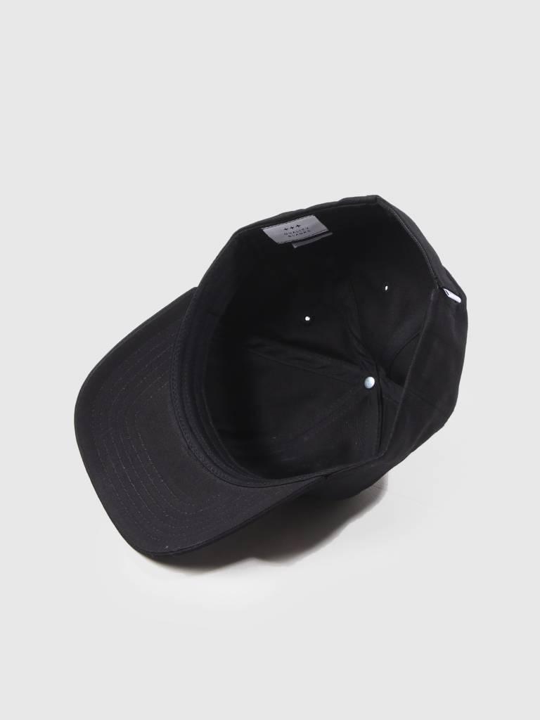 Quality Blanks Quality Blanks QB11 Soft Velcro Cap Black