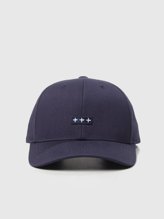Quality Blanks QB11 Soft Velcro Cap Navy