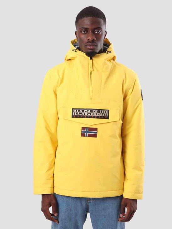 NAPAPIJRI Rainforest Winter 1 Jacket Spark Yellow N0YGNJY36