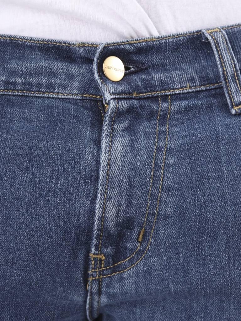 Carhartt Carhartt Rebel Pant Dark Stone Washed Blue I015331-138
