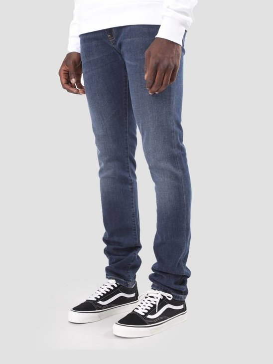 Carhartt Rebel Pant Deep Coast Washed Blue I015331