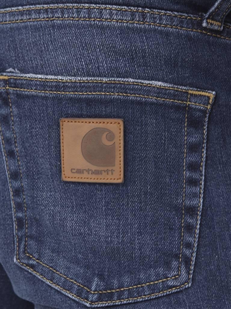 Carhartt WIP Carhartt WIP Rebel Pant Deep Coast Washed Blue I015331