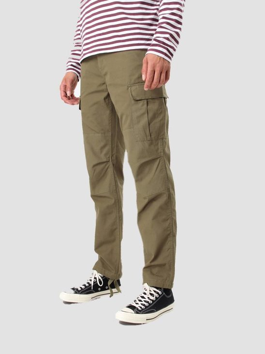 Obey Recon Cargo Pant Army 142020097 Arm