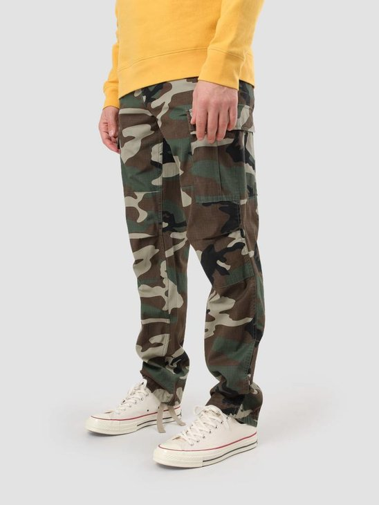 Obey Recon Cargo Pant Field Camo 142020097