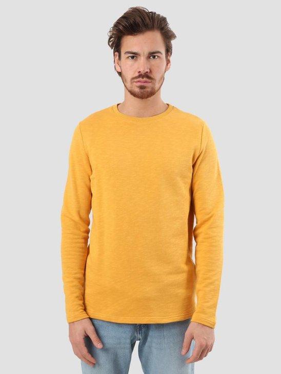 RVLT Rib Detail Sweater Yellow 2006