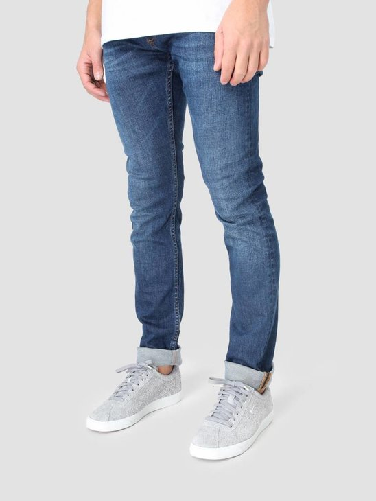 RVLT Rinse Wash Denim Slim Blue 5102 Slim