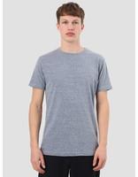 RVLT RVLT Round Neck T-Shirt Navy Melange 1001