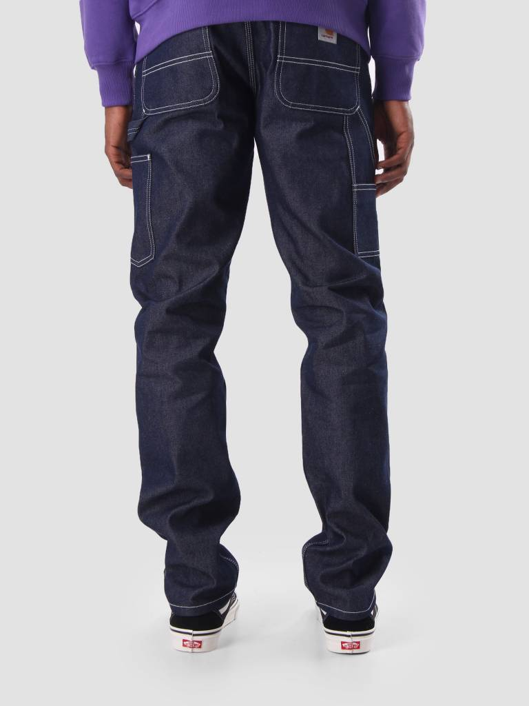 Carhartt Carhartt Ruck Single Knee Pant Rigid Blue I022948