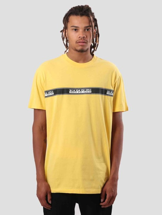 NAPAPIJRI Sagar T-Shirt Spark Yellow N0YHUDY36