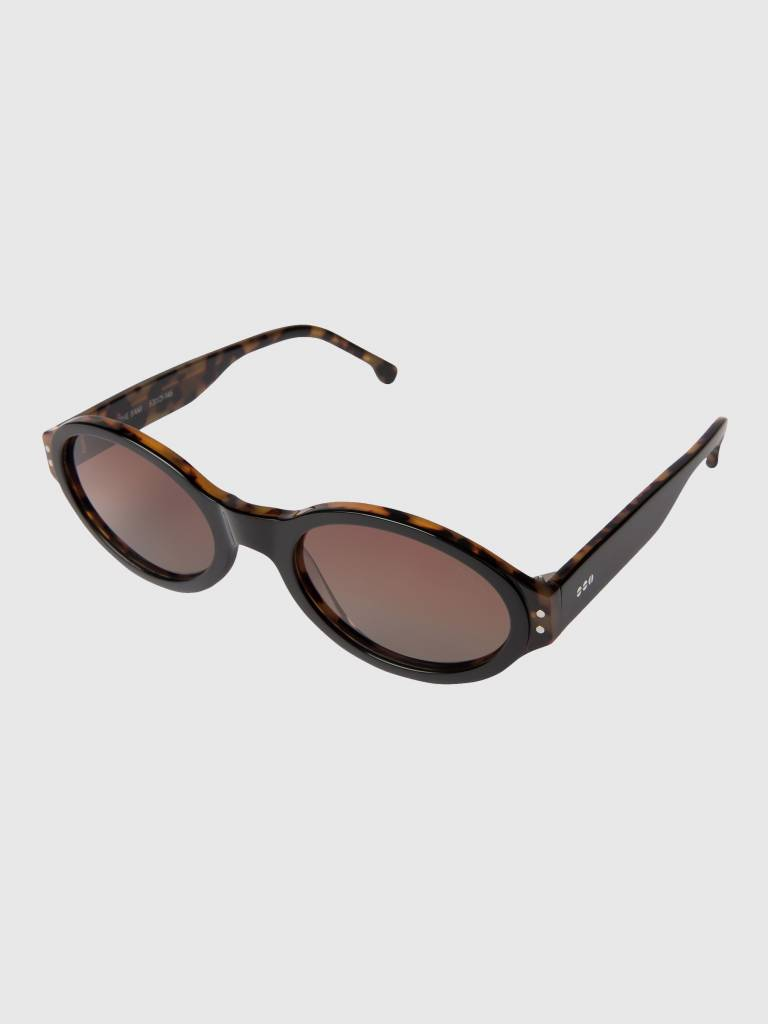 Komono Komono Sam Black Tortoise Sunglasses KOM-S4100