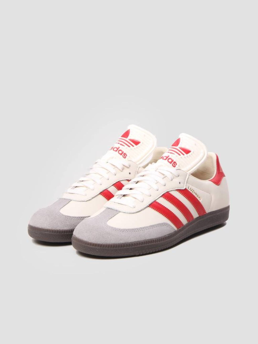 adidas adidas Samba Classic Og Core White Scarlet Cgrani CQ2216