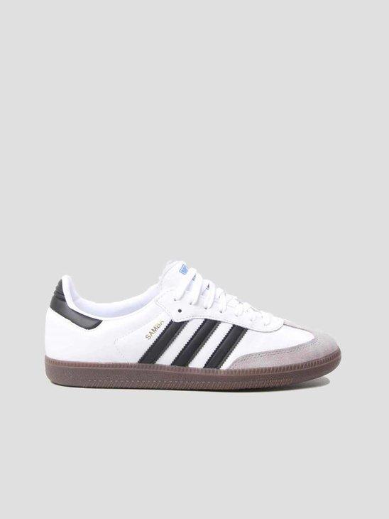 adidas Samba OG Footwear White Core Black Cgrani B75806