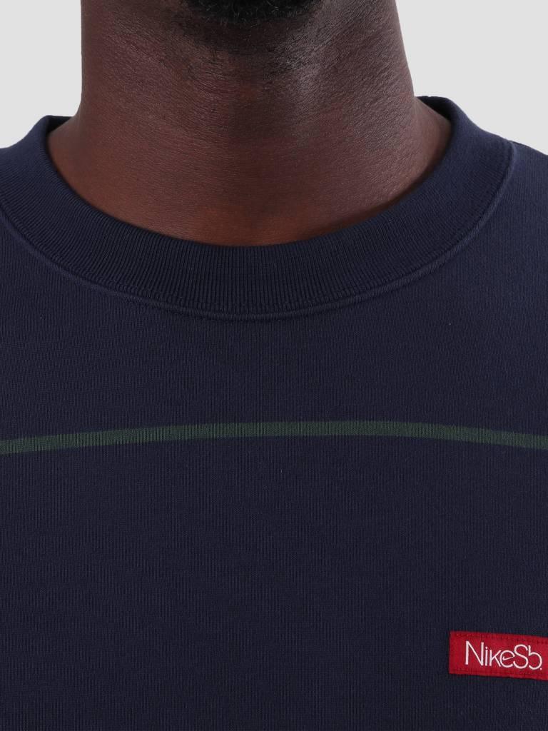 Nike Nike Sb Everett Obsidian Red Crush 934095-451