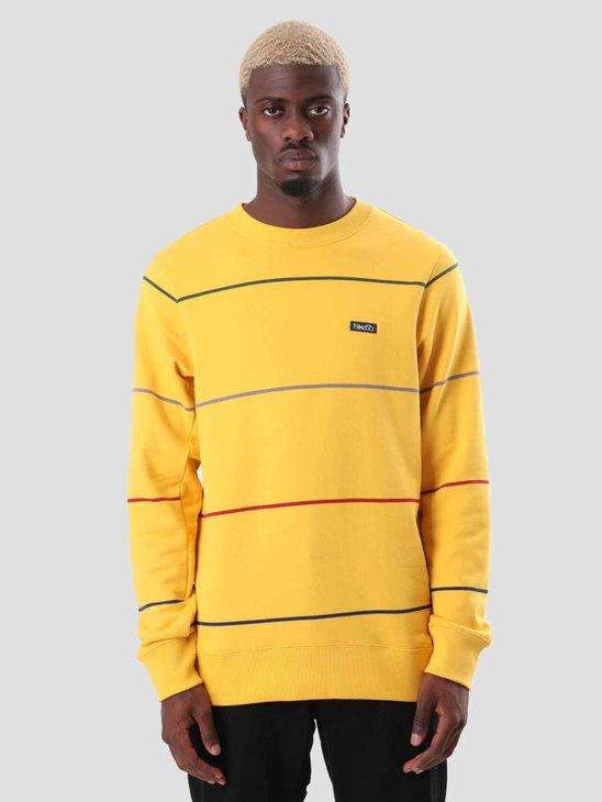 Nike Sb Everett Yellow Ochre Obsidian 934095-752