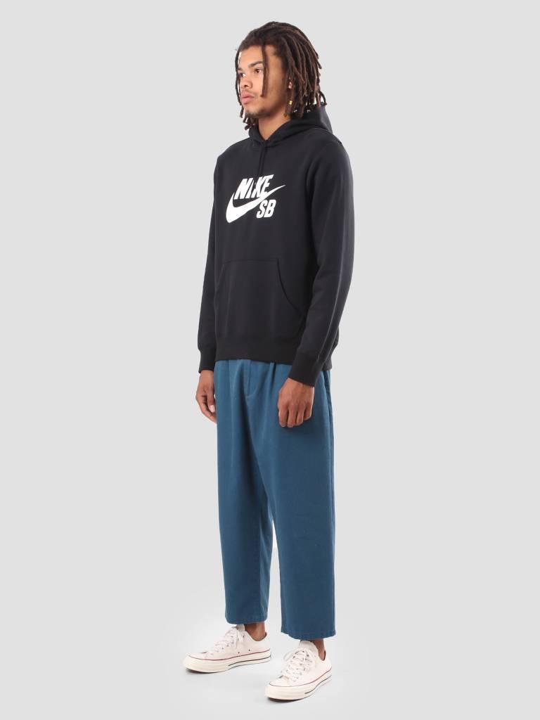 Nike Nike Sb Icon Black White Aj9733-010
