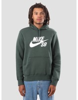Nike Nike Sb Icon Midnight Green White Aj9733-327