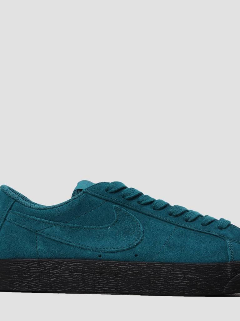 Nike Nike SB Zoom Blazer Low Geode Teal Geode Teal-Black 864347-300