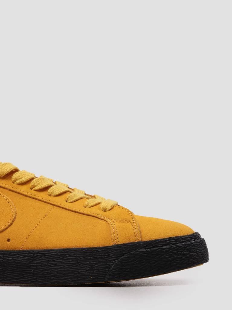 Nike Nike SB Zoom Blazer Low Yellow Ochre Yellow Ochre-Black 864347-701