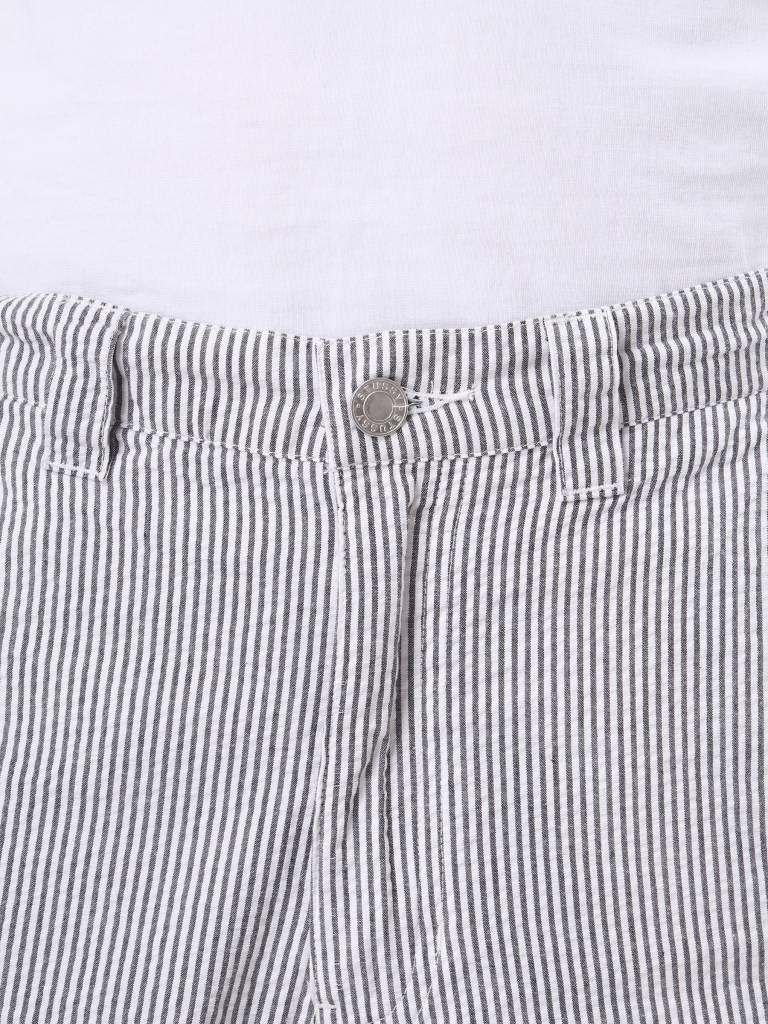 Stussy Stussy Seersucker Work Pant Black Stripe 116346