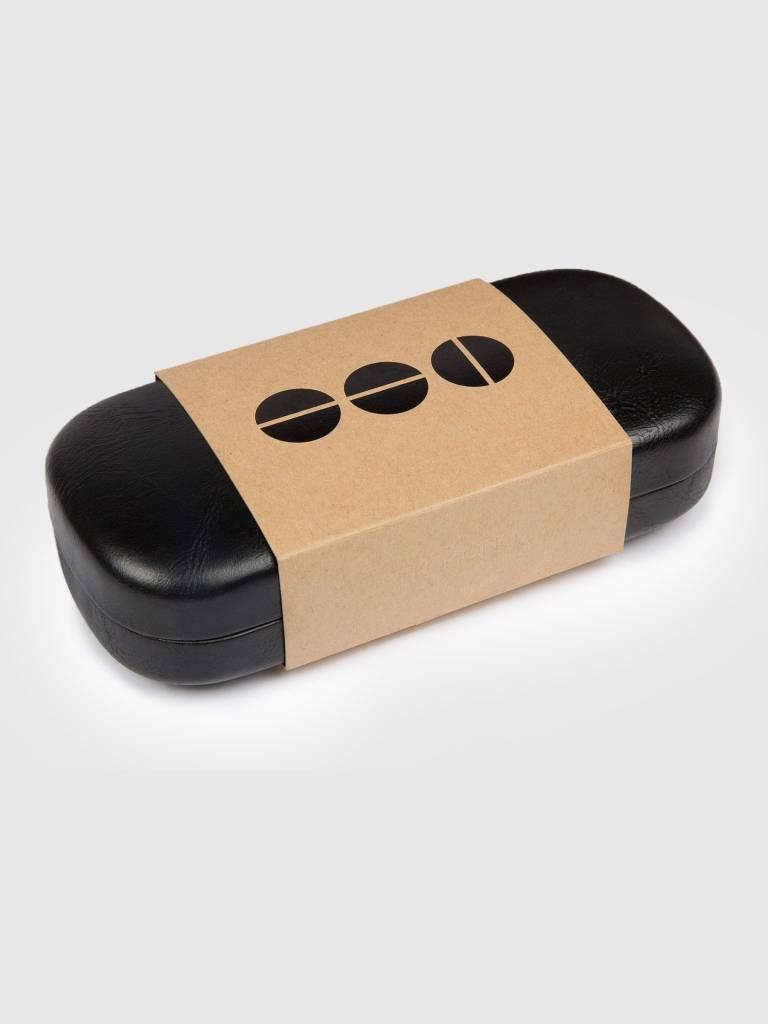 Komono Komono Sheldon Sunglasses Black Brown KOM-S4554