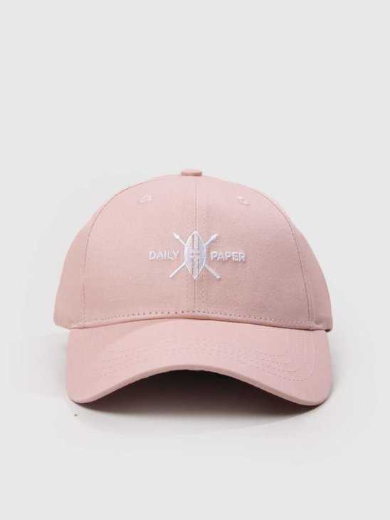 Daily Paper Shield Logo Cap Pink NOSHW02