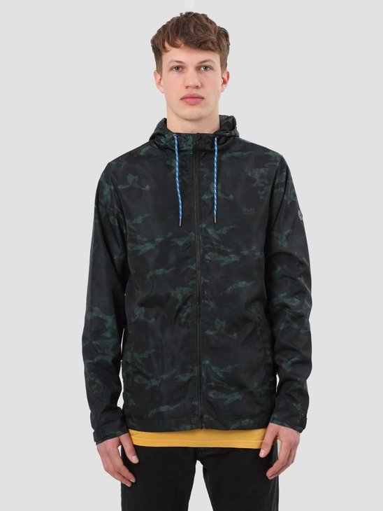 RVLT Short Jacket Print Camo 7557