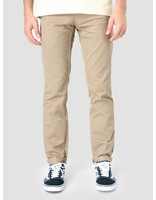 Carhartt Carhartt Sid Pant Lamar Stretch Twill Leather Rinsed I003367-8Y