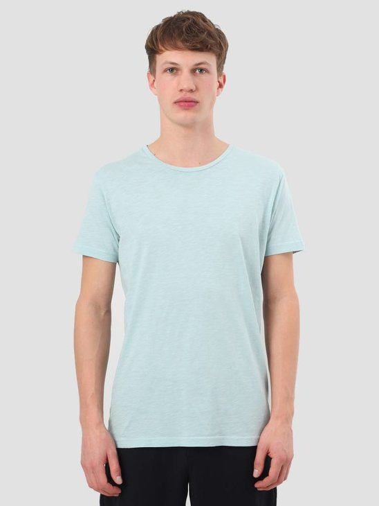 RVLT Slub T-Shirt Light Blue 1010