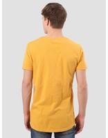 RVLT RVLT Slub T-Shirt Yellow 1010