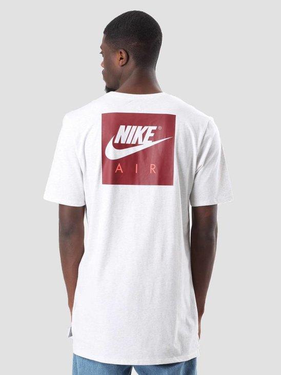 Nike Sportswear Birch Heather Team Red 913232-051